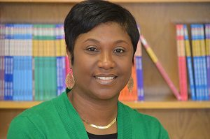 Chaitra Wade - West Side Asst. Principal