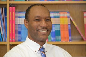 Marcus Muhammad - West Side Asst. Principal