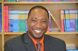 Terrence Little - West Side Principal